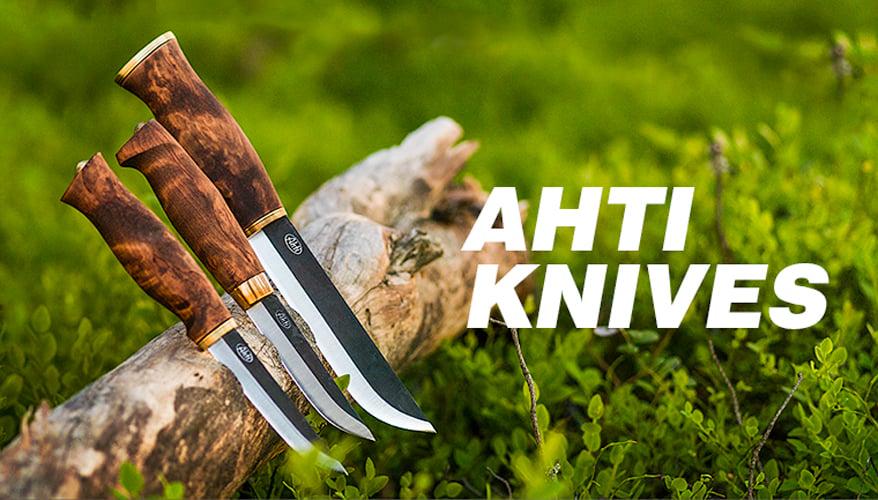Ahti knives