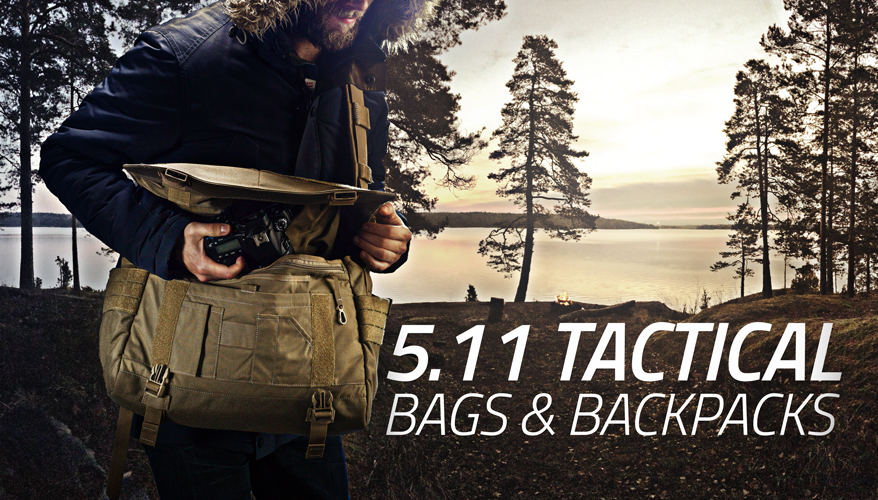5.11 Tactical Bags