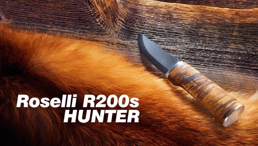 Roselli Hunter Knife