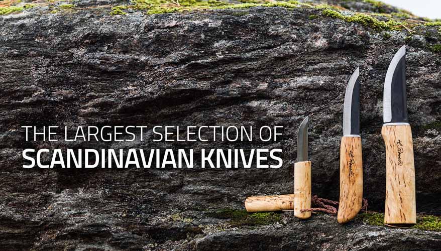 Scandinavian Knives