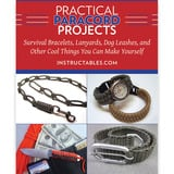Paracord - Practical Paracord Projects