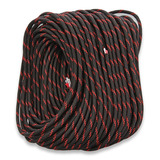 Live Fire Gear - 550 FireCord 30,5m Black/Red Line