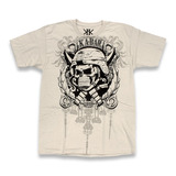Ka-Bar - USMC SKULL T-SHIRT LARGE