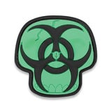 Maxpedition - Glow Biohazard Skull
