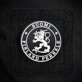 Audacious Concept - Suomi Finland Perkele Lion, 黒