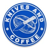 Audacious Concept - Knives and Coffee, синiй