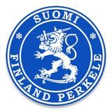 Audacious Concept - Suomi Finland Perkele Lion, син