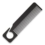 Bastion - Carbon Fiber EDC Comb Plain