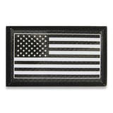 Bastion - Carbon Fiber Patch USA Flag