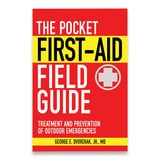 Books - Pocket First-Aid Field Guide