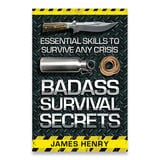 Books - Badass Survival Secrets