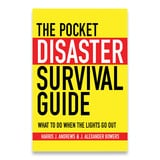 Books - The pocket disaster survival guide