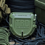 Atwood - Tactical Rope Dispenser, olijfgroen