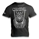 Cold Steel - Undead Samurai Tee Medium