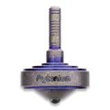 Flytanium - Lunar Mini Titanium Top, 藍色
