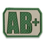 Maxpedition - AB+ Blood type, arid