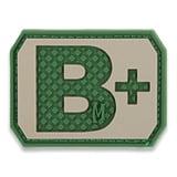 Maxpedition - B+ veriryhmä, arid