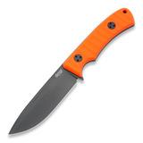 TRC Knives - K-1S Fuller DLC, oranžinėnge