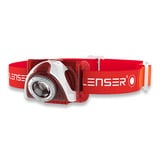 Ledlenser - Seo 5, red