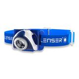 Ledlenser - Seo 7R, plava