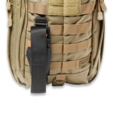 5.11 Tactical - AdaptaPouch large, melns