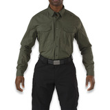 5.11 Tactical - Stryke Long Sleeve Shirt, tdu green