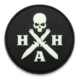 Hardcore Hardware - HHA glow in dark