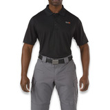 5.11 Tactical - Pinnacle Polo, melns
