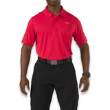 5.11 Tactical - Pinnacle Polo, range red