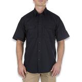 5.11 Tactical - Taclite Pro Short Sleeve Shirt, dark navy