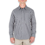 5.11 Tactical - Covert Flex Long Sleeve Shirt, pearl