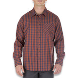 5.11 Tactical - Covert Flex Long Sleeve Shirt, fireball