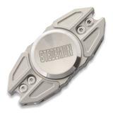 Stedemon - Z02 Titanium Spinner, blasted