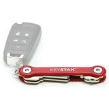 KeySmart - KEYSTAX, röd