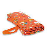 Retki - Moomin Adventure Camping pad, orange