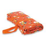 Retki - Moomin Adventure Camping pad, portocaliu