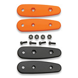 Becker - Handle Scales Black and Orange