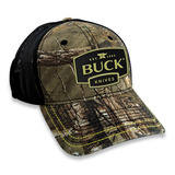Buck - Buck Logo Cap Realtree Black
