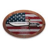 Case Cutlery - US Army Bowie Display