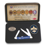 Case Cutlery - Boy Scout Stockman Gift Set