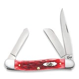 Case Cutlery - Med Stockman Red Bone