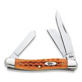 Case Cutlery - Med Stockman Harvest Orange