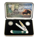 Case Cutlery - American Bison/Buffalo Nickels