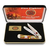 Case Cutlery - Firefighter Trapper