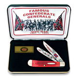 Case Cutlery - Famous Confederate Generals