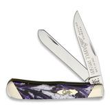 Case Cutlery - Trapper Purple Passion