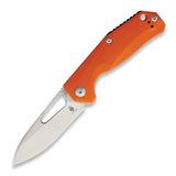 Kizer Cutlery - Kesmec Linerlock Orange G10