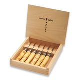 Opinel - Nature Wood Box 6 Pieces