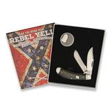 Rough Rider - Civil War Saddlehorn RebelYell