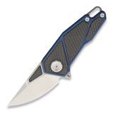 Stedemon - ZKC A01 Framelock Blue